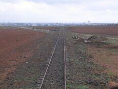 SHR Strecke Dar'a-Bosra