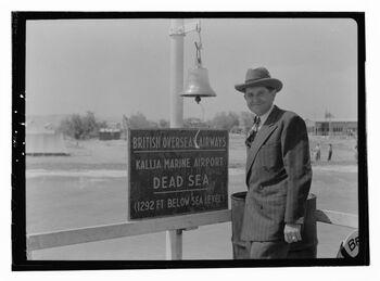 Jackman's departure fr(om) Dead Sea, Apr. 5, '46 LOC matpc.12933 (1)