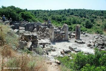 בית הכנסת חורבת סומכה