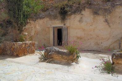 The nicanor tomb panorama