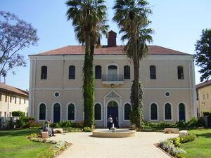 The synagogue un mikveh israel