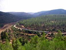 Train jerusalem