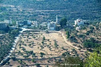 עין קיניה בתצורת 'טמון'- התצורה העתיקה ביותרשנחשפת בהרי יהודה