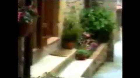 3 ערים בטוסקנה - 2 עם שכונה יהודית Sorani e Pitigliano ביקור ב-1992