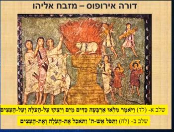 מזבח אליהודורה
