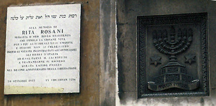 La sinagoga Siena interno 01