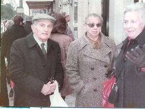 Zia Jole Zio Aldo e Zia Vekia Roma December 1984