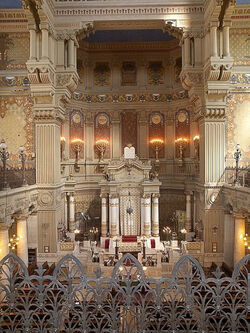 Roma, Sinagoga