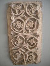 450px-Decoration at Umayyad Palace at Khirbat ul Minya-6