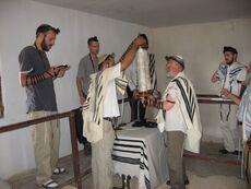 Shalom al israel 4