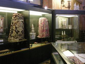 Sinagoga di firenze, museo 02