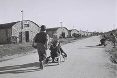 THE MAIN STREET of MACHANE ISRALEL