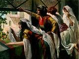 הנחת תפילין לאשה - מיכל בת שאול