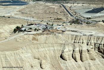 גן לאומי קומרן מדבר יהודה