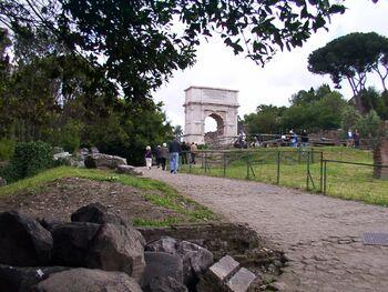 Arco di titus 12
