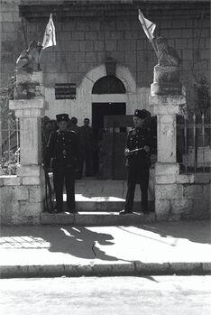 Lazar Diner. Jerusalem. 1948 (D3050-007)