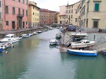 Piccola Venezia livorno 5
