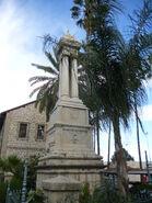 Jezreel Valley railway monument 3