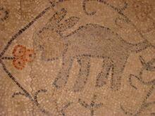 Beth Alfa Synagogue Mosaic 07