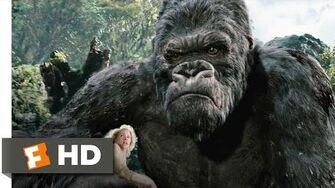King_Kong_(3_10)_Movie_CLIP_-_Kong_Battles_the_T-Rexes_(2005)_HD
