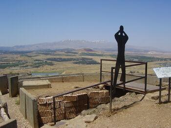 PikiWiki Israel 20226 Mt. Bental Golan Heights