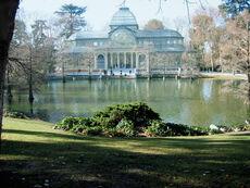 Palacio de Cristal-Retiro