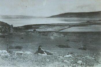 אגם הכנרת - מראה-JNF009745