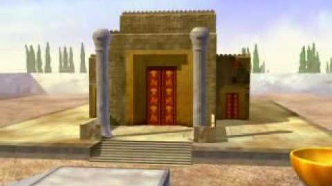 King Solomon's Tablet Of Stone