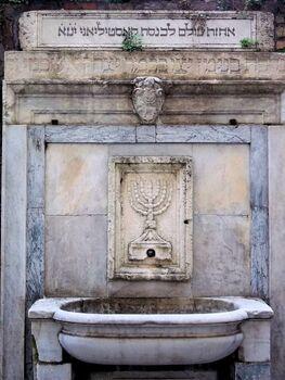Scuola casteliano La Galleria dei Marmi Antichi
