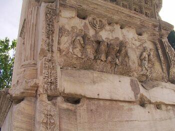Arco di titus 4