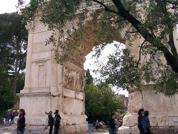 Arco di titus B