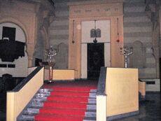 Torino Synagoque 3 HAARON HAKODESH