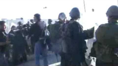 Expulsion from Beit HaShalom, Hebron - גירוש בית השלום חברון
