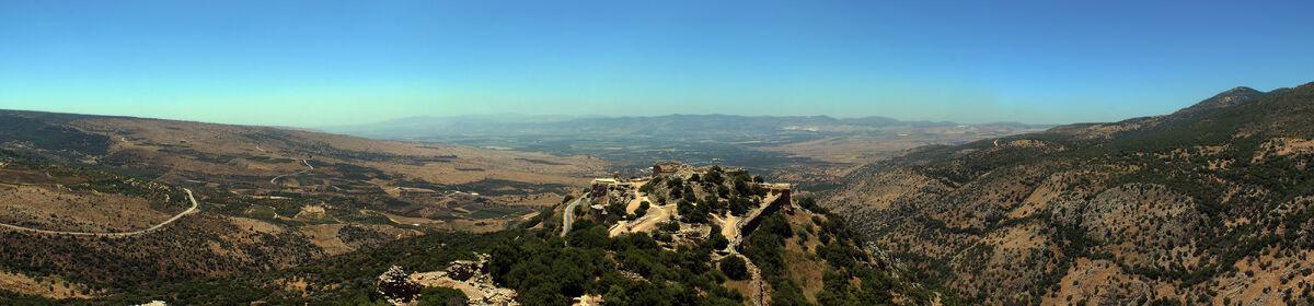 מבט ממערב - צילם:King -הויקיפדיה העברית
