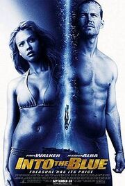 220px-Into the Blue poster.jpg