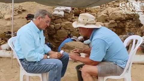 CBN's_Jerusalem_Dateline_2018_Interview_with_Dr._Scott_Stripling_at_Biblical_Shiloh