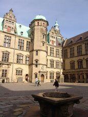 Kronborg Innenhof