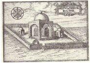 Rachel's Tomb 1585