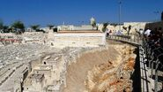 TheTample and City of David ftom Kidron Valley