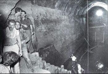 הערבים במערה