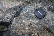 Basanite in Geopark on Albertov