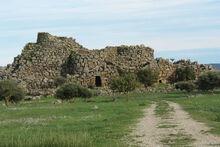 Sardinien Orroli Nuraghe Arrubiu