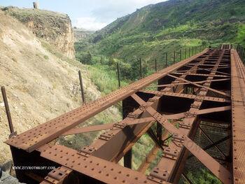 Yrmuk7 גשר אל הווה