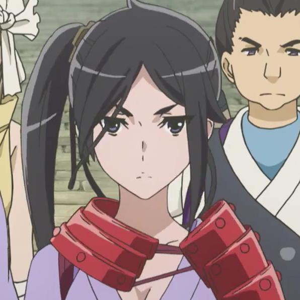 Персонажи-Ямато Микото