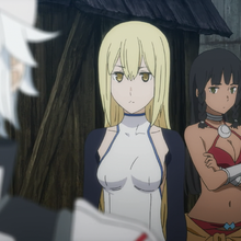Bell, Aiz, Tione, and Tiona 5.png