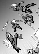 Gulliver Brothers DanMachi Manga