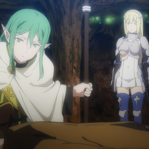 Bell, Aiz, and Riveria.png