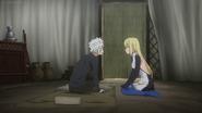 Bell and Aiz Anime 2