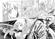 Lefiya Viridis Sword Oratoria Manga