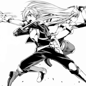 Bell and Ais - S.O. Manga 1.png